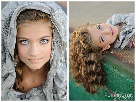 model portfolio teen girl modeling portfolio purrington photography