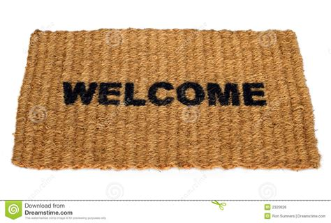 Mat Free welcome mat stock photo image of welcome entrance greeting 2320626