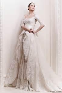 zuhair murad wedding dresses zuhair murad wedding dresses 2012 wedding inspirasi page 2