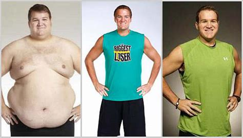 patrick house biggest loser then and now have former winners kept the weight off