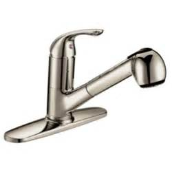 single handle kitchen pull out faucet ceramic cartridge lk14b brushed nickel finish pull out kitchen faucet