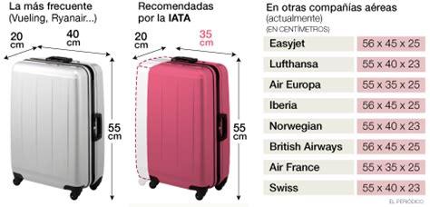 maletas de cabina medidas necesarias  peso maletanetcom