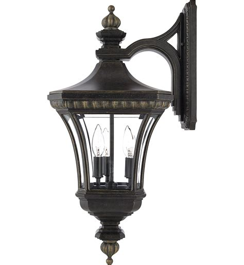 Quoizel Wall Sconce Quoizel De8961ib Imperial Bronze Outdoor Wall Sconce Ls