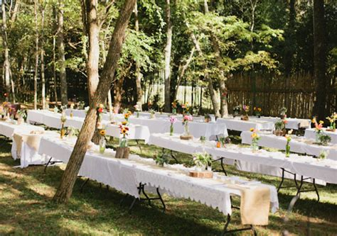 Pictures Of Backyard Weddings by A Whimsical Wooded Backyard Wedding Daniel Green