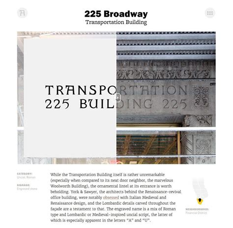 typography a z the typography a to z of broadway by hopes fears the