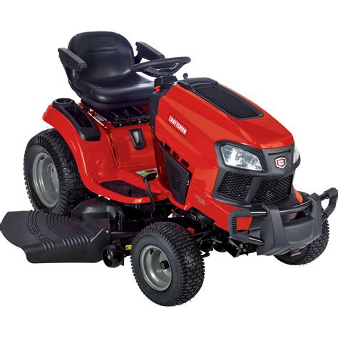 Garden Tractors by Craftsman 24hp 54 Quot Complete Start Turn Tight 174 Garden