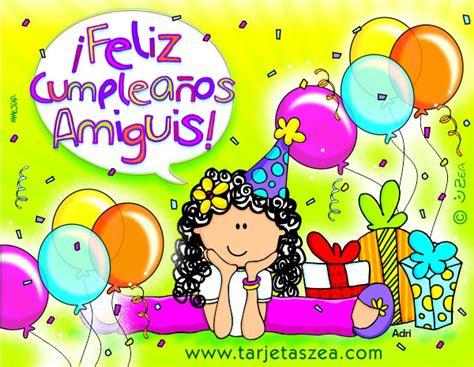 imagenes de feliz cumpleaños a mi amiga feliz cumpleanos amiga efem 233 rides en im 225 genes