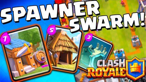 Kaost Shirt Clash Royale Witch clash royale quot spawner swarm deck quot barbarians goblins