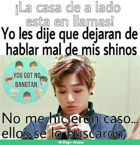 imagenes de kpop memes en español imagen robada kpop memes pinterest bts memes and