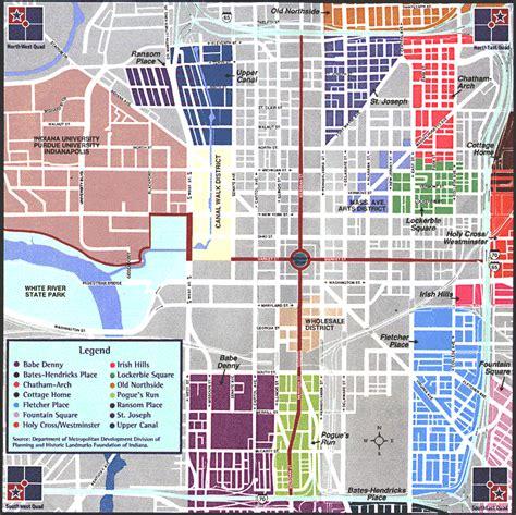 image gallery indianapolis neighborhood map