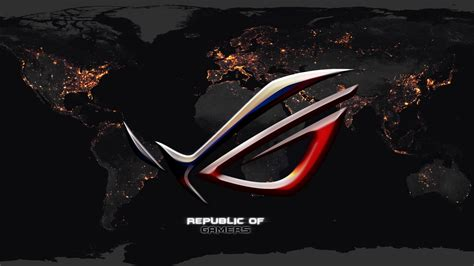 wallpaper republic of gamers 4k 4k rog wallpaper wallpapersafari