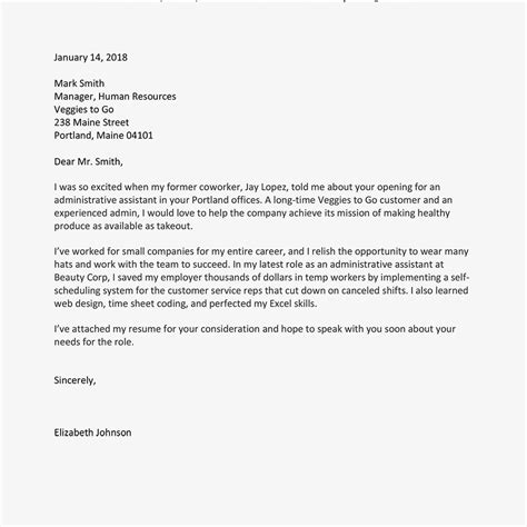 resume cover letter template for word sample cover letters for