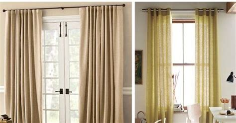 how long should bedroom curtains be guide to hanging curtains and how long curtains should be