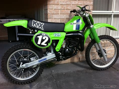 Kawasaki Motorcycles 1980 Www Pixshark Images Galleries With A Bite 1980 Kawasaki Kx 125 Picture 2409231