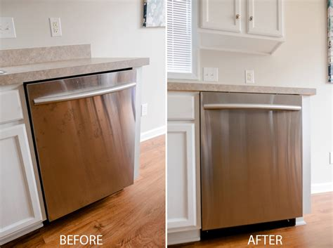 disinfect stainless steel how to clean stainless steel appliances