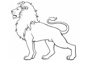 coloring page lion guard collections