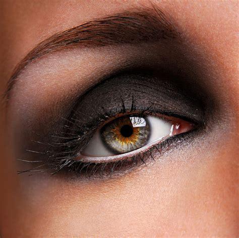 eyeshadow tutorial black and white bold beautiful black smokey eyes makeup tutorial step by