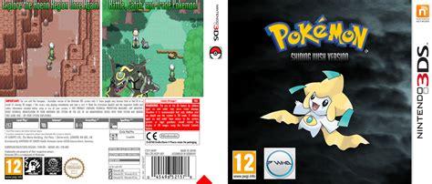 fan made pokemon games fan game pokemon shining wish version by