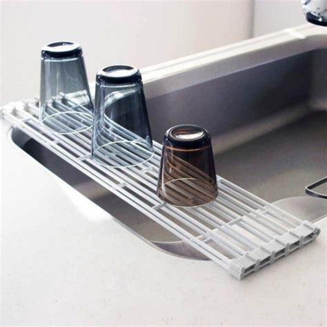 small  creative dish racks  drainers digsdigs