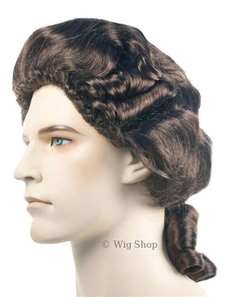 1700s Hairstyles by Colonial Hairstyles For 1700s Mens Hairstyles 1700s