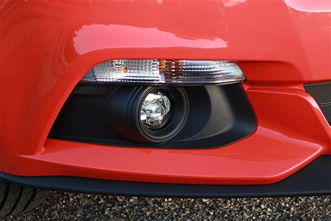 2015 mustang fog lights 2015 2017 mustang v6 starkey products oem style complete