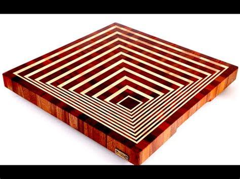 3d cutting board 3 making a 3d end grain cutting board 3 youtube