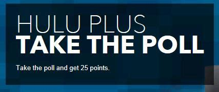Hulu Gift Card Walgreens - 25 points from best buy facebok app who said nothing in life is free