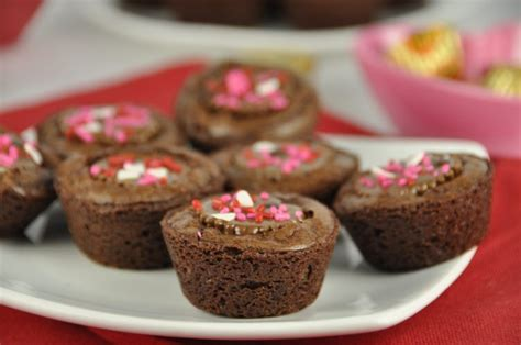 peanut butter cup brownie bites wishes and dishes