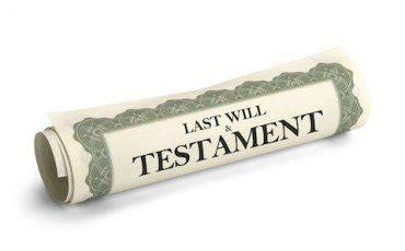 quanto costa un testamento quanto costa depositare un testamento dal notaio