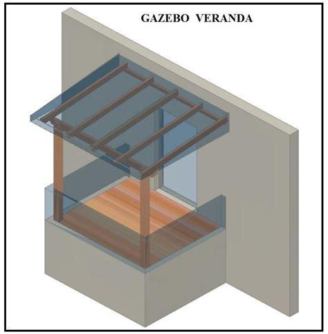 gazebo veranda un bel gazebo veranda realizzato in legno