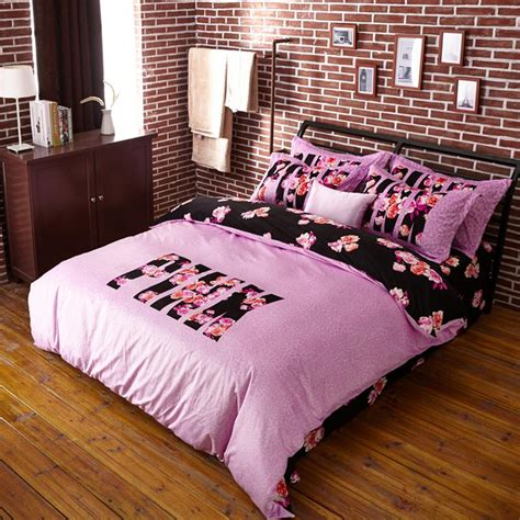 love pink bed set image gallery love pink bedding