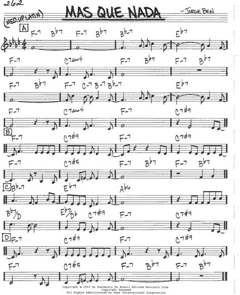 piano tutorial mas que nada mas que nada spartito chitarra