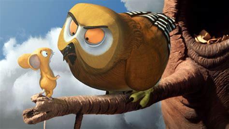 film cartoon owl picture of the gruffalo