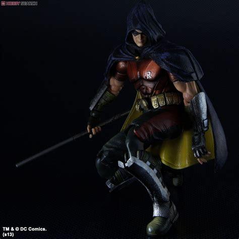 Ng173 Batman Arkham Play Arts Arkham square enix play arts robin quot batman arkham city quot