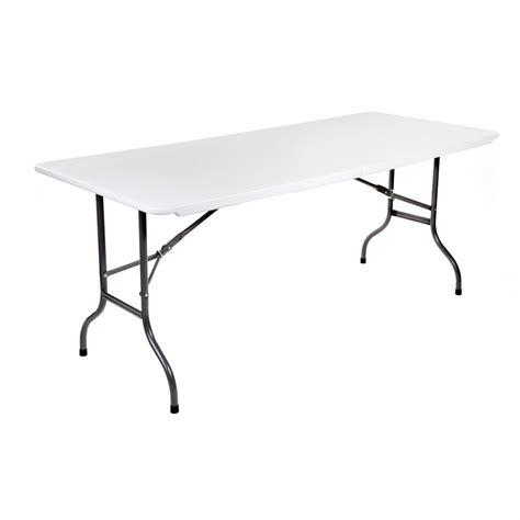 table blanche jardin table pliable pas cher