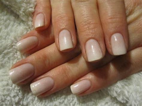 Blended Sponge Gel easy wedding sponge manicure łatwy ślubny ombre