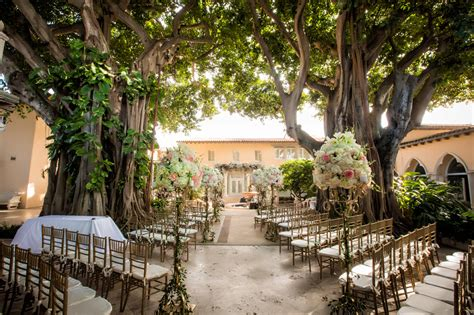 wedding venues florida south florida destination weddings venue the