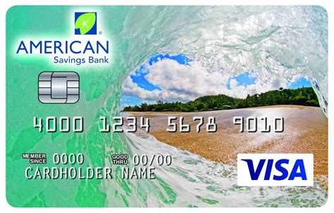 american savings bank secured visa 174 credit card american savings bank hawaii