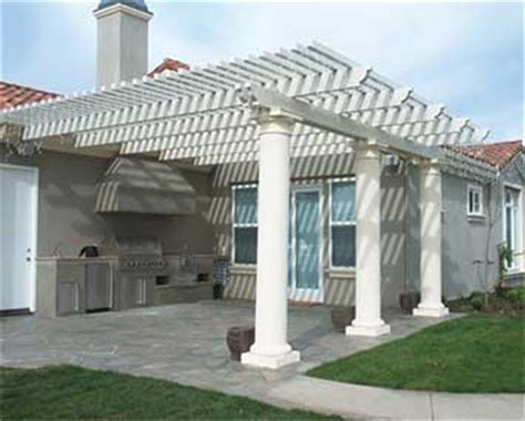 Fiberglass Awning Poles Patio Covers Pergolas And Awnings In Northern California