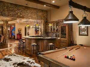 cave basement ideas