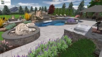 patio ideas archive landscaping company nj pa custom