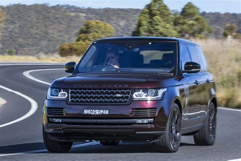 range rover line 2018 range rover line up confirmed for australia motor
