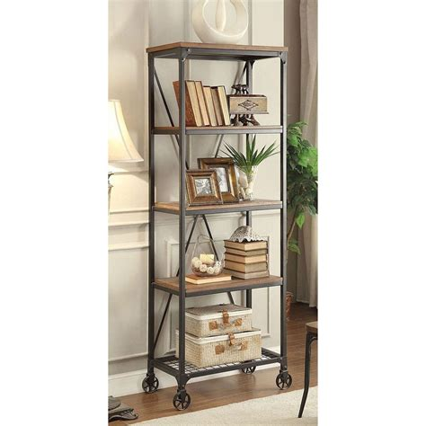 25 Inch Bookcase by Millwood 26 Inch Bookcase Homelegance Furniture Cart