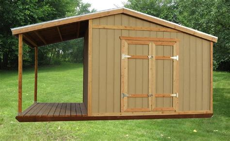build   garden shed storage shed kits