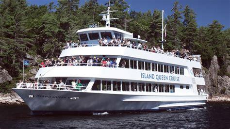 island queen boat island queen cruise georgian bay boat cruise 30 000