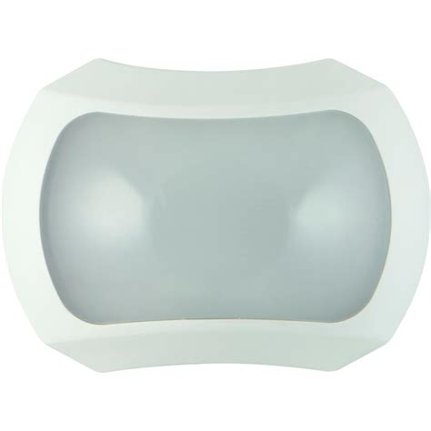 ge snowflake motion lights ge motion activated led night light white 12201 the
