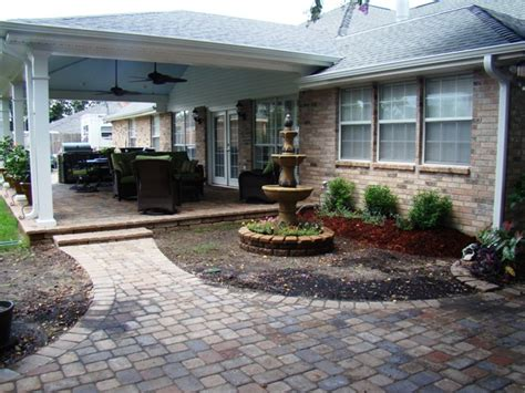 perfect concept homes on our work custom home designs pavers new orleans paving contractors custom outdoor