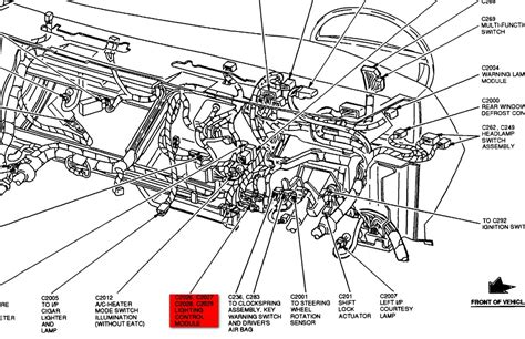 1996 lincoln town car wiring diagram wiring diagram