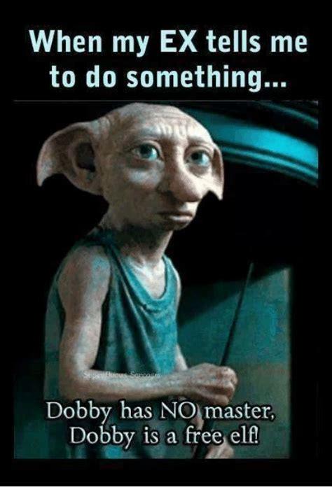 Dobby Meme - dobby yes master meme www pixshark com images