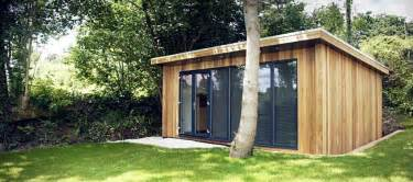 Backyard Studio Ideas by A Garden Office Perfect For Your Outdoor Space Green Studios